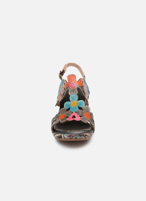 Sandales et nu-pieds Laura Vita BELFORT 919 Multicolore vue portées chaussures
