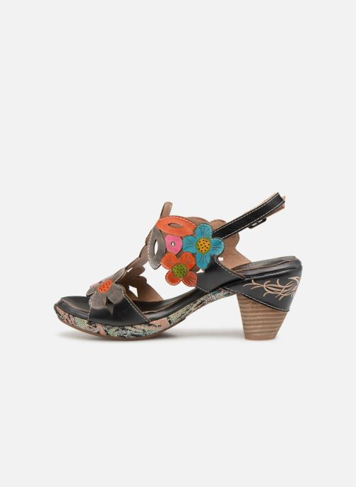 Sandales et nu-pieds Laura Vita BELFORT 919 Multicolore vue face