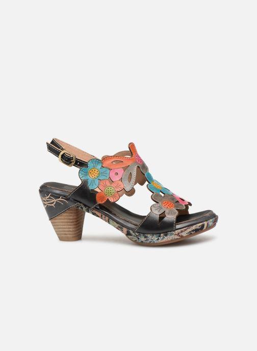 Sandales et nu-pieds Laura Vita BELFORT 919 Multicolore vue derrière