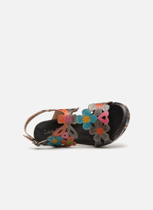Sandales et nu-pieds Laura Vita BELFORT 919 Multicolore vue gauche