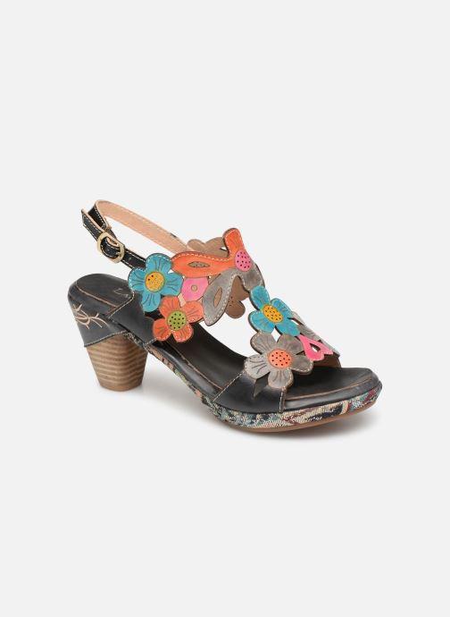 Sandales et nu-pieds Laura Vita BELFORT 919 Multicolore vue détail/paire