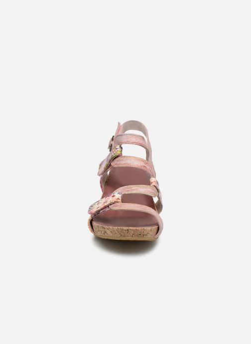 Sandals Laura Vita BELINDA 209 Pink model view