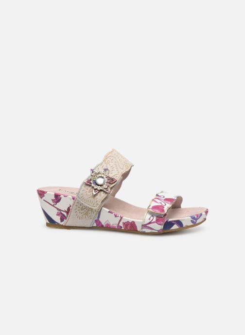 Sandales et nu-pieds Laura Vita Beclindao 60 Beige vue derrière