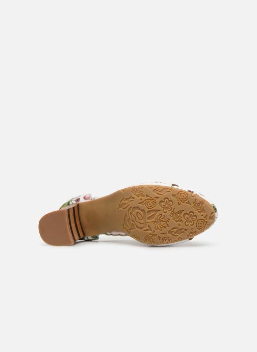 Sandali e scarpe aperte Laura Vita CELESTE 41 Bianco immagine dall'alto