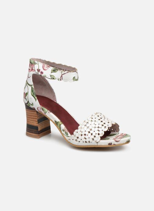 Sandales et nu-pieds Laura Vita CELESTE 41 Blanc vue détail/paire