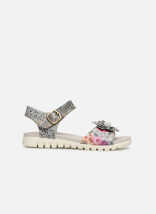 Sandali e scarpe aperte Laura Vita DOBBY 051 Grigio immagine posteriore