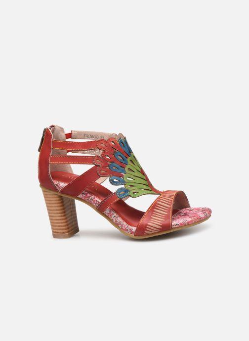 Sandales et nu-pieds Laura Vita FANNY 03 Rouge vue derrière