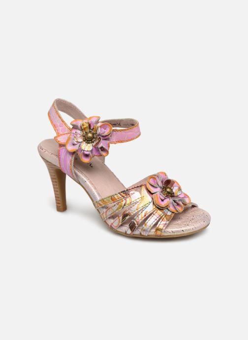Sandali e scarpe aperte Laura Vita FANTASME 04 Rosa vedi dettaglio/paio