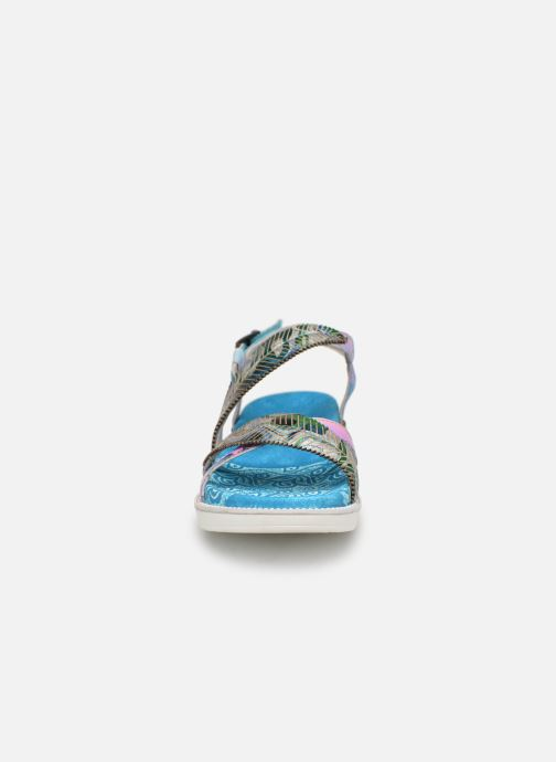 Sandaler Laura Vita FAUCON 11 Blå bild av skorna på