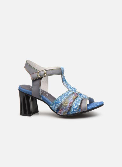 Sandales et nu-pieds Laura Vita FIJI 02 Bleu vue derrière