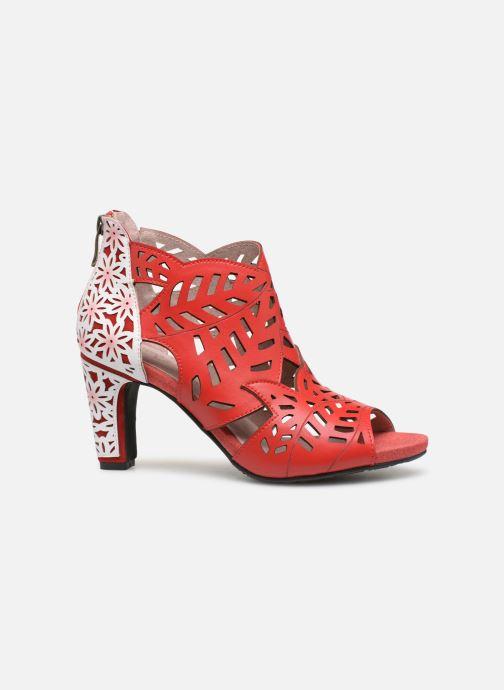 Sandales et nu-pieds Laura Vita ALCBANEO 0493 Rouge vue derrière