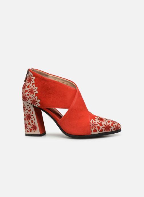 Stiefeletten & Boots Laura Vita EDCIKAO 05 rot ansicht von hinten