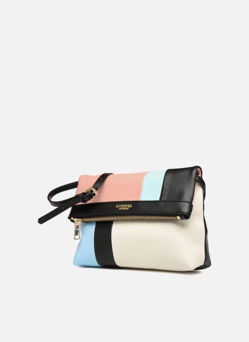 Bolsos de mano Essentiel Antwerp Samuel medium envelope purse Multicolor vista del modelo