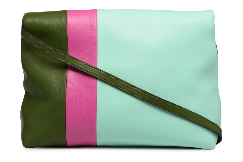 Sacs à main Essentiel Antwerp Samuel medium envelope purse Vert vue face