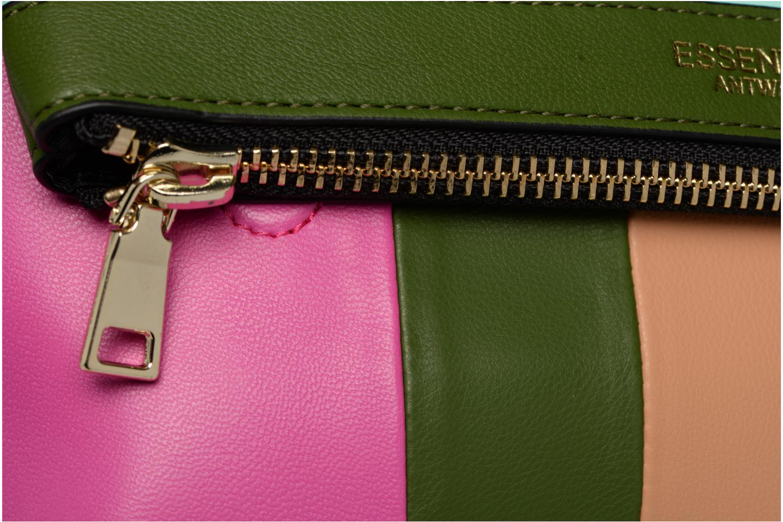 Sacs à main Essentiel Antwerp Samuel medium envelope purse Vert vue gauche