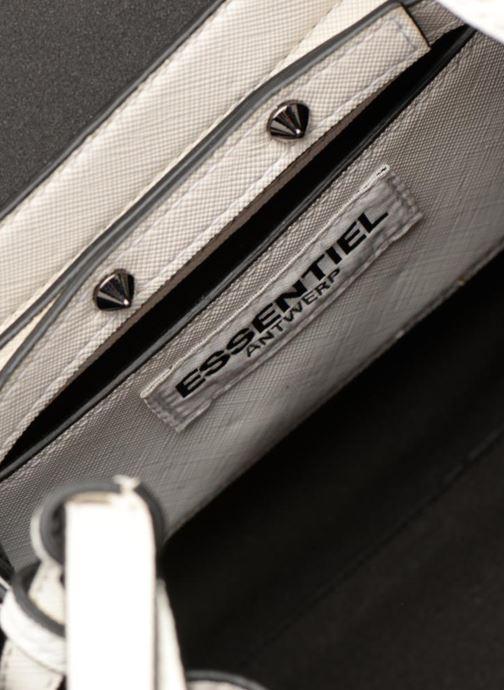 Sacs à main Essentiel Antwerp Salome small shoulderbag Blanc vue derrière