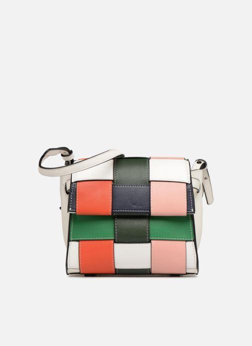 Sacs à main Essentiel Antwerp Salome small shoulderbag Blanc vue détail/paire