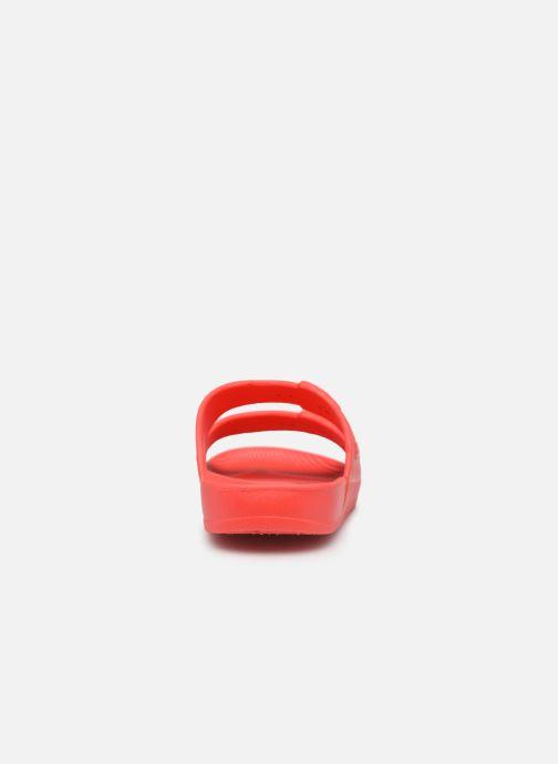 Sandalen MOSES Basic E rot ansicht von rechts