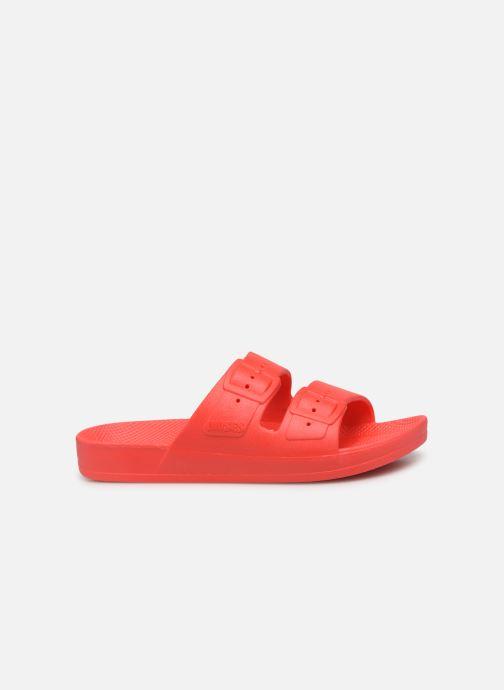 Sandales et nu-pieds MOSES Basic E Rouge vue derrière