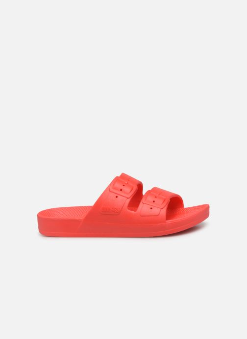 Sandalen MOSES Basic E rot ansicht von hinten