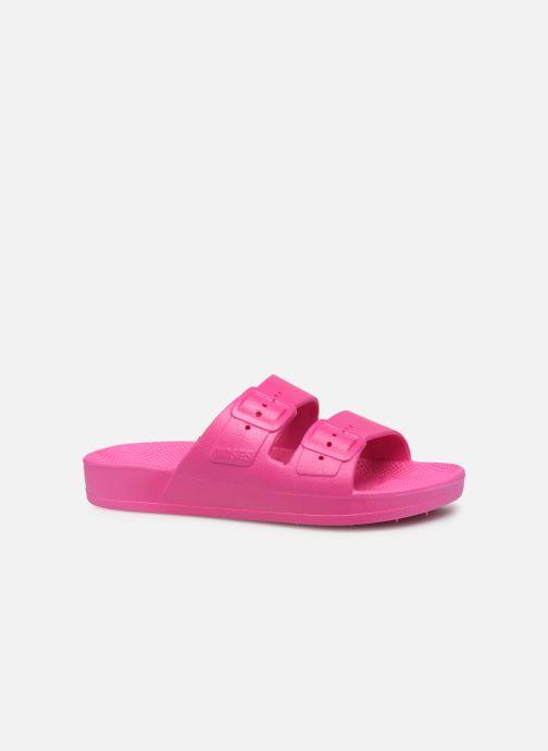 Sandales et nu-pieds MOSES Basic E Rose vue derrière
