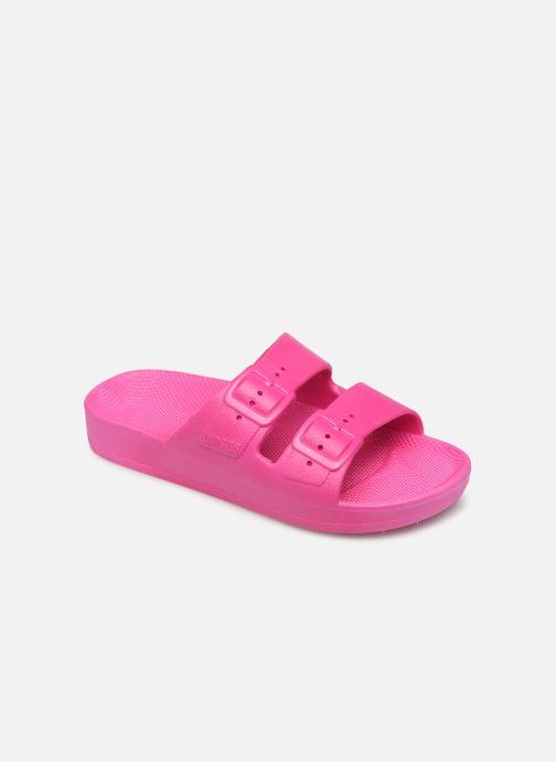 Sandales et nu-pieds MOSES Basic E Rose vue détail/paire