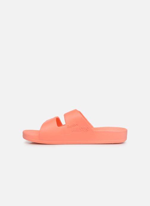 Sandales et nu-pieds MOSES Basic E Orange vue face