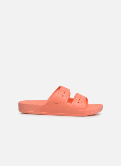 Sandales et nu-pieds MOSES Basic E Orange vue derrière