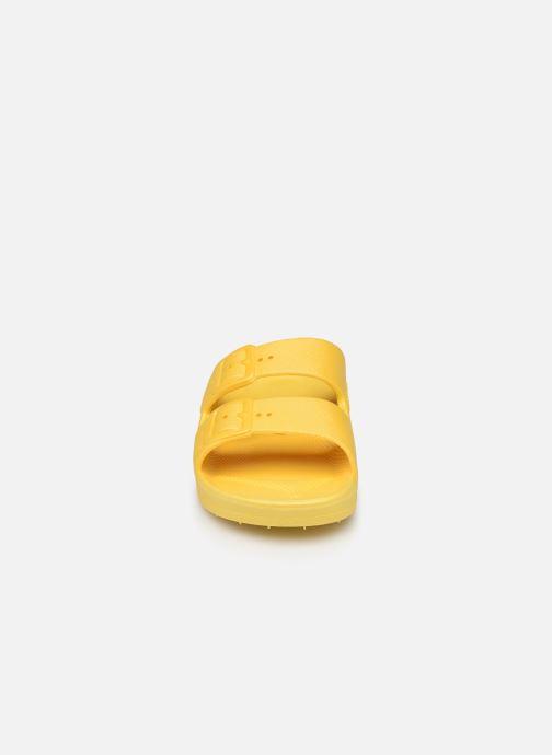 Sandalen MOSES Basic E Geel model