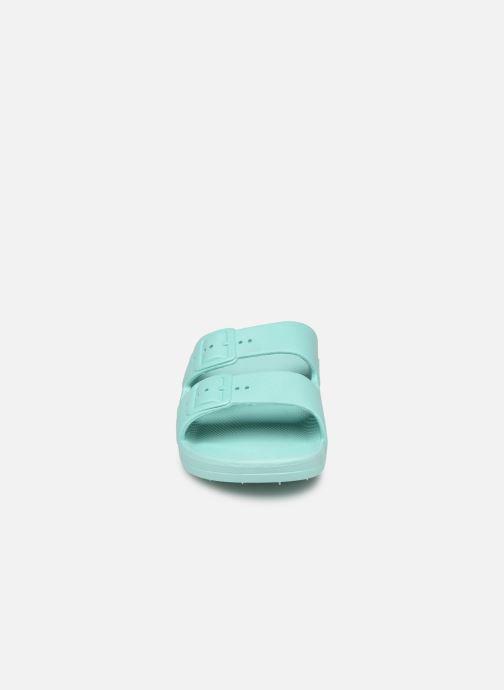 Sandalen MOSES Basic E grün schuhe getragen
