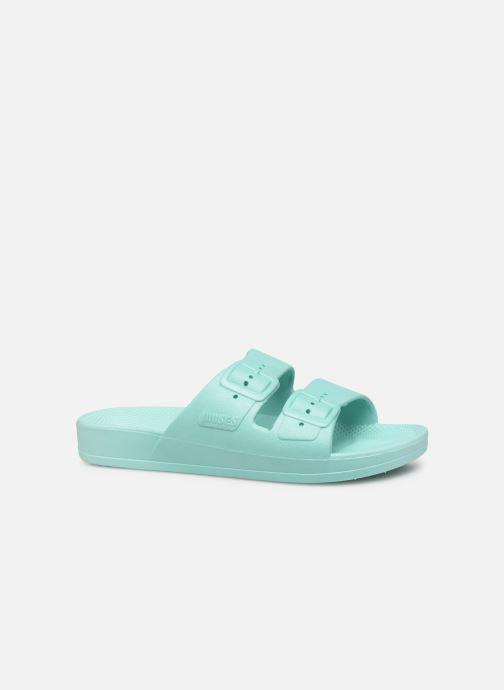 Sandales et nu-pieds MOSES Basic E Vert vue derrière