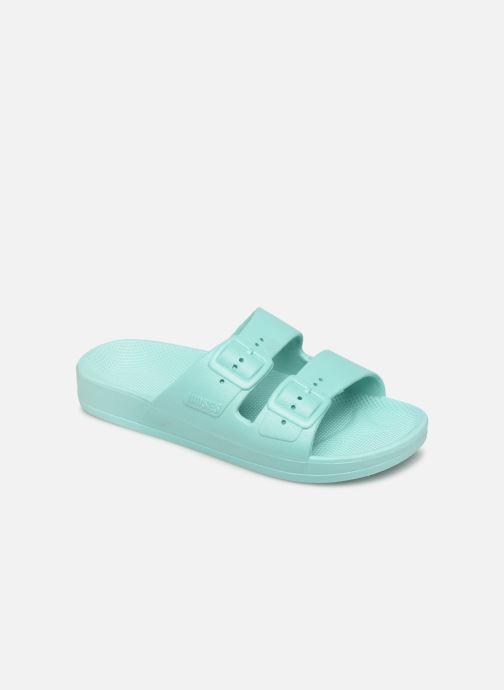 Sandales et nu-pieds MOSES Basic E Vert vue détail/paire