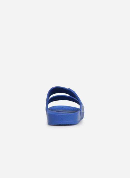 Sandalias MOSES Basic E Azul vista lateral derecha