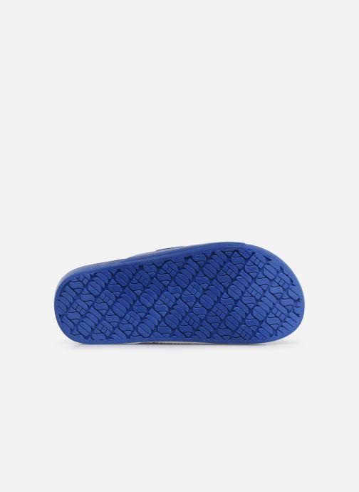 Sandales et nu-pieds MOSES Basic E Bleu vue haut