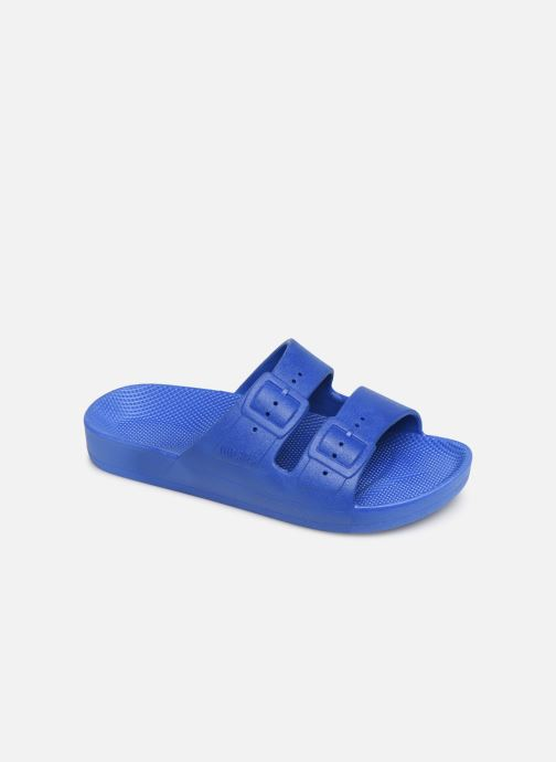 Sandalias MOSES Basic E Azul vista de detalle / par