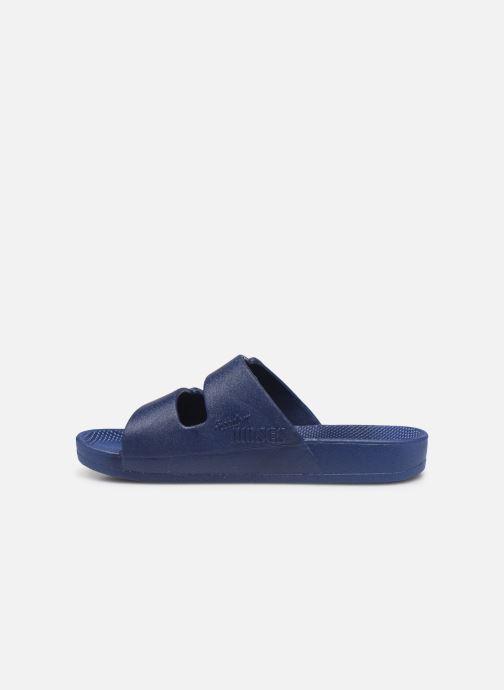 Sandalen MOSES Basic E blau ansicht von vorne
