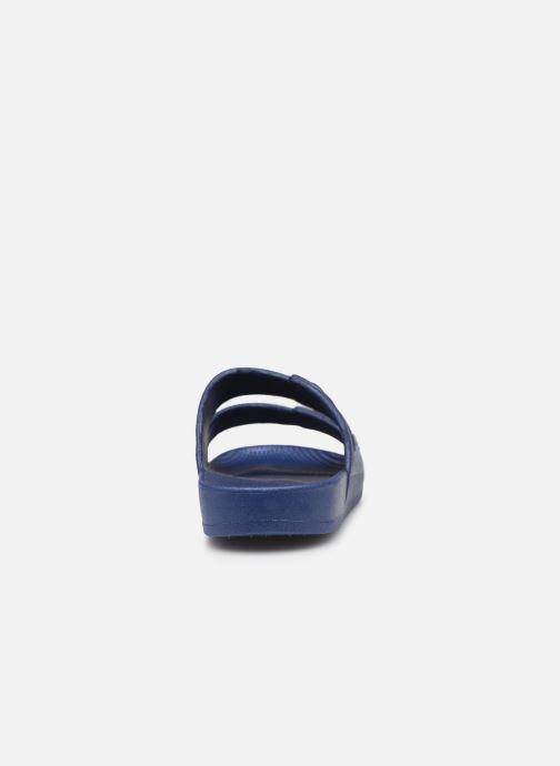 Sandalen MOSES Basic E blau ansicht von rechts