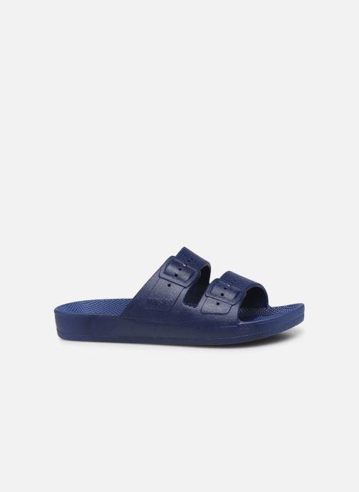 Sandales et nu-pieds MOSES Basic E Bleu vue derrière