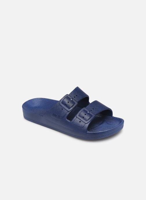 Sandales et nu-pieds MOSES Basic E Bleu vue détail/paire