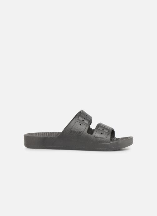 Sandales et nu-pieds MOSES Basic E Gris vue derrière