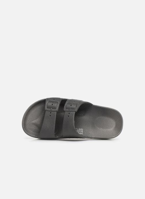 Sandales et nu-pieds MOSES Basic E Gris vue gauche
