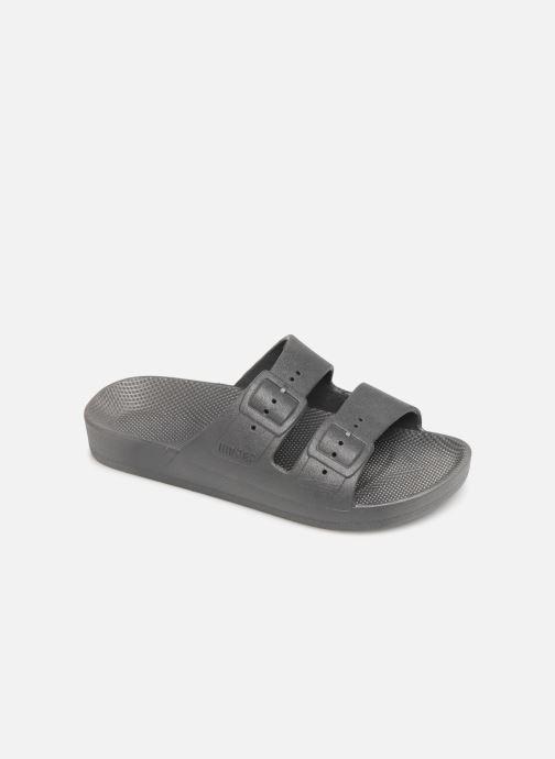Sandales et nu-pieds MOSES Basic E Gris vue détail/paire