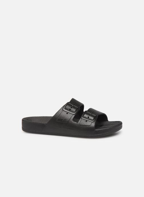 Sandales et nu-pieds MOSES Basic E Noir vue derrière