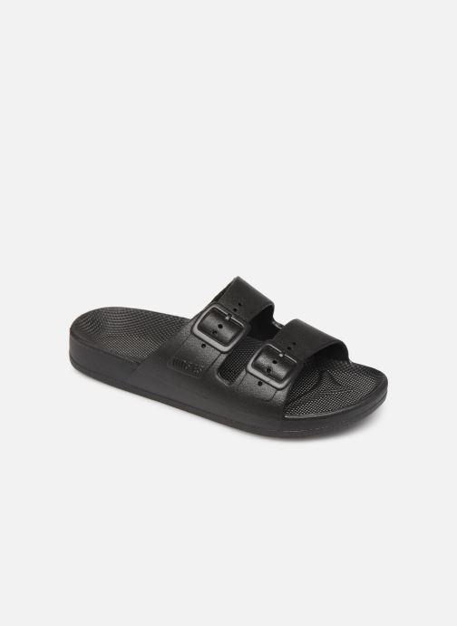 Sandaler MOSES Basic E Svart detaljerad bild på paret
