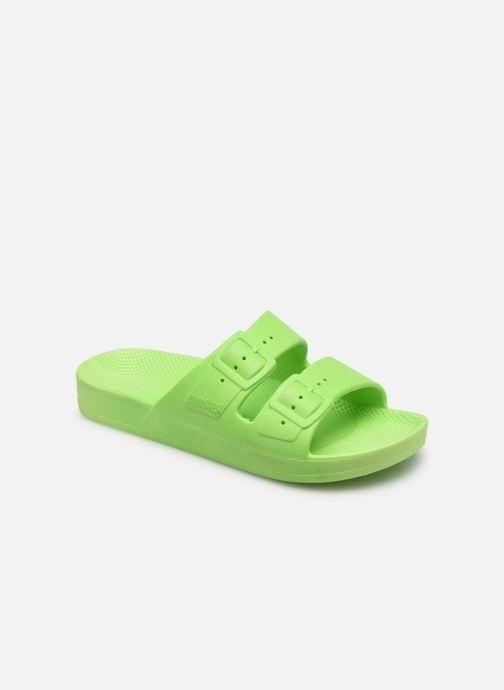 Sandalen Freedom Moses Basic E gelb detaillierte ansicht/modell