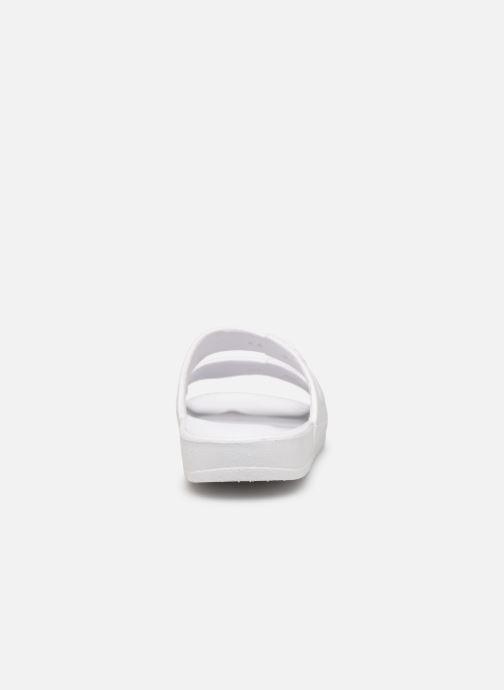 Sandales et nu-pieds MOSES Glitter E Blanc vue droite