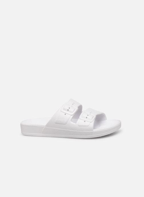 Sandales et nu-pieds MOSES Glitter E Blanc vue derrière