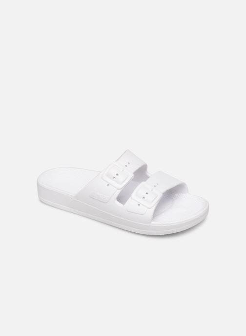Sandales et nu-pieds MOSES Glitter E Blanc vue détail/paire