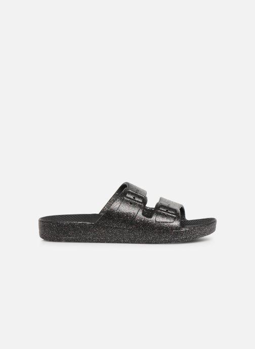 Sandales et nu-pieds MOSES Glitter E Argent vue derrière