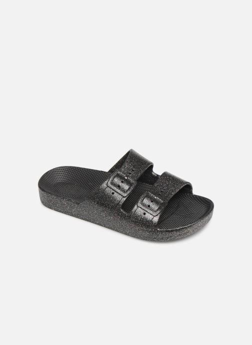 Sandales et nu-pieds MOSES Glitter E Argent vue détail/paire